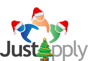 Image of the JustApply Logo