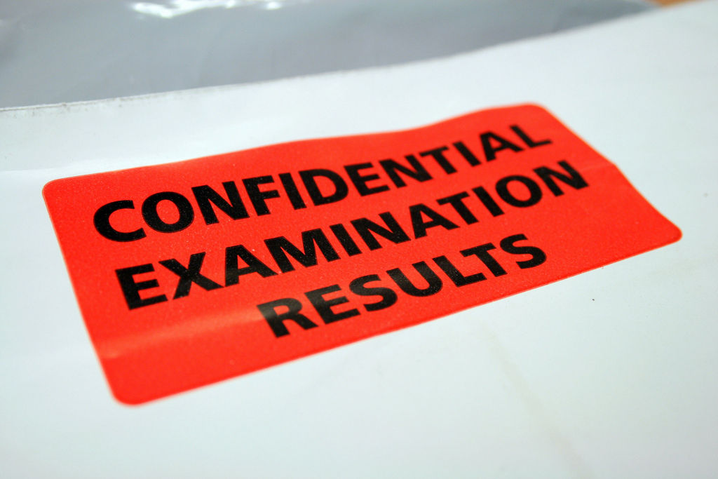 Exam Results image